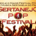 Sertanejo Pop Festival ao vivo na TV